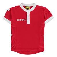 Tricouri Diadora Fresno de baieti Junior