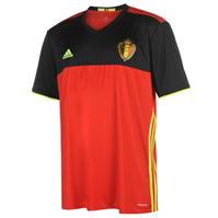 adidas Belgium Home Jersey 2016 pentru Barbati