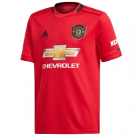 adidas Manchester United Juniors Home Jersey 2019 2020