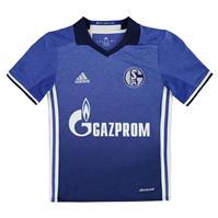 adidas Schalke 04 Home Jersey 2016 2017 de baieti Junior