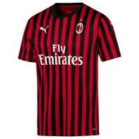 Puma AC Milan Home Jersey 2019 2020 pentru Barbati