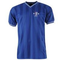 Score Draw Chelsea Football Club 1986 Home Jersey pentru Barbati