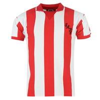 Score Draw Sunderland FC 1973 Home Jersey pentru Barbati