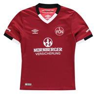 Umbro FC Nurnberg 2016 2017 Home Jersey de baieti Junior