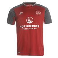 Umbro FC Nurnberg 2017 2018 Home Jersey pentru Barbati