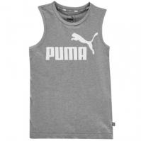 Tricouri fara Maneci Puma No1 Junior