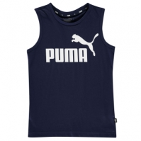 Tricouri fara Maneci Puma No1 Junior