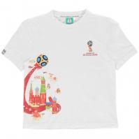 Tricouri FIFA World Cup Russia 2018 Graphic Junior
