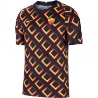 Tricou Nike AS Roma Pre Match 2020 2021 pentru Barbati