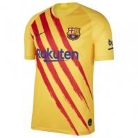 Tricou Nike Barcelona Senyera Football 2019 2020