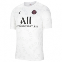 Tricou Nike Paris Saint Germain x Jordan Pre Match pentru Barbati
