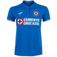 Tricou Joma 1st Cruz Azul Royal cu maneca scurta pentru Femei