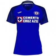 Tricou Joma 1st Acasa Cruz Azul Royal cu maneca scurta pentru Femei