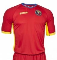 Tricou Joma 2 cu maneca scurta echipa nationala a Romaniei rosu