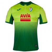 Tricou Joma 2nd Eibar Lime-verde cu maneca scurta