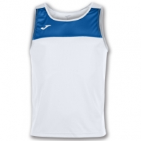 Tricou Joma Race alb-royal fara maneci