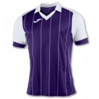 Tricou Joma Grada Purple-alb cu maneca scurta