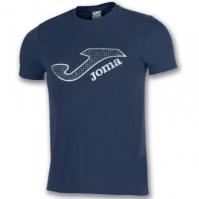 Tricou Joma Combi bumbac Logo bleumarin cu maneca scurta