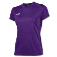 Tricouri sport Joma T- Purple cu maneca scurta