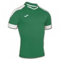 Tricou Rugby Joma verde cu maneca scurta