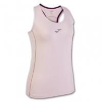Tricou Joma tenis roz fara maneci