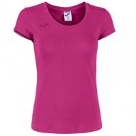 Tricou Joma Summer bumbac Violet cu maneca scurta pentru Femei