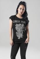 Tricou Linkin Park Eye Guts pentru Femei negru Merchcode
