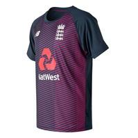 Tricouri New Balance England Cricket Training Junior