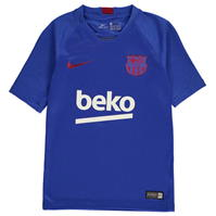 Tricouri Nike Barcelona Strike 2019 2020 Junior