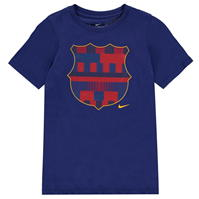 Tricouri Nike FC Barcelona 20 Years Junior