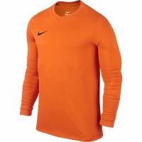 Tricou Nike Park VI JSY maneca lunga portocaliu 725884 815 barbati