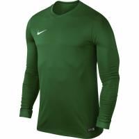 Tricou NIKE PARK VI JSY maneca lunga verde 725970 302 copii