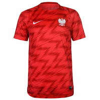 Tricouri Nike Poland Pre Match pentru Barbati