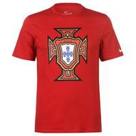 Tricouri Nike Portugal Crest pentru Barbati