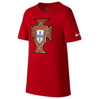 Tricouri Nike Portugal Crest Junior