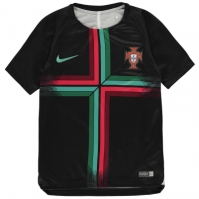 Tricouri Nike Portugal Pre Match Junior