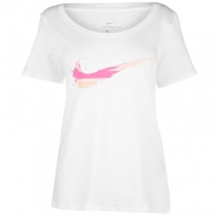 Tricouri Nike Swoosh QTT pentru Femei