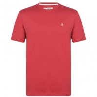 Tricouri Original Penguin cu Maneca Scurta Crew Neck