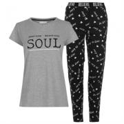 Tricouri Miso Pyjama Set pentru Femei