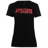 Tricouri Puma Big Logo QT pentru Femei