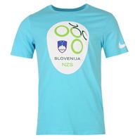 Tricouri Nike Slovenia Crest pentru Barbati