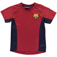 Tricouri Source Lab Barcelona Polyester de baieti Junior