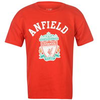 Tricouri Source Lab Liverpool Football Club Core de Bebelusi