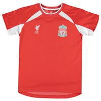 Tricouri Source Lab Liverpool Football Club de baieti Junior