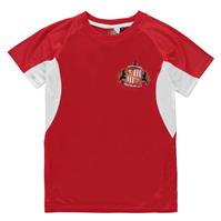 Tricouri Source Lab Sunderland AFC Poly de baieti Junior