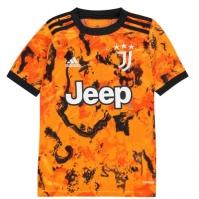 Tricou adidas Juventus Third 2020 2021 Junior