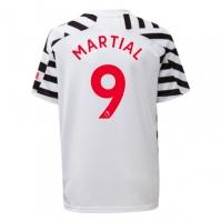 Tricou adidas Manchester United Anthony Martial Third 2020 2021 Junior