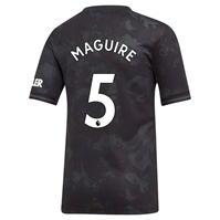 Tricou adidas Manchester United Harry Maguire Third 2019 2020 Junior