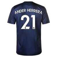 Tricou adidas Manchester United Ander Herrera Third 2018 2019