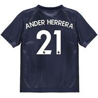 Tricou adidas Manchester United Ander Herrera Third 2018 2019 Junior